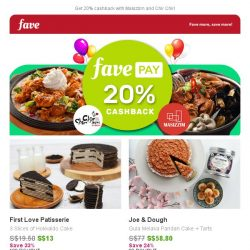 [Fave] Savour the taste of every layer at First Love Patisserie