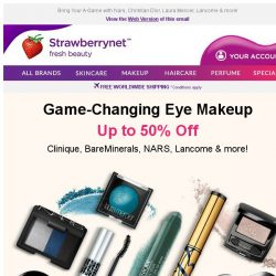 [StrawberryNet] MAJORLY Sultry Eye Makeup Up to 50% Off