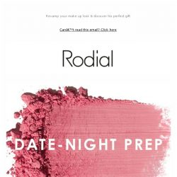 [RODIAL] Valentine's Date Night Prep Plus Gifts For Him