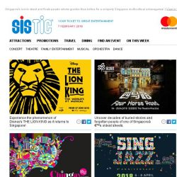 [SISTIC] SING JAZZ returns for its fifth year from 6-8 April 2018 at the iconic Marina Bay Sands!