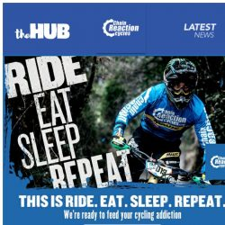 [Chain Reaction Cycles] This is Ride. Eat. Sleep. Repeat.