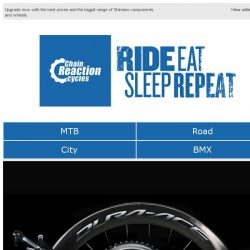 [Chain Reaction Cycles] Shimano. 45% off. Go.