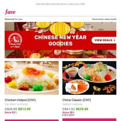 [Fave] Last chance to get your Yusheng!