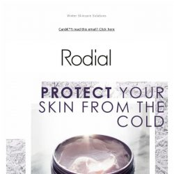 [RODIAL] Winter Weather Blues? Try Something New