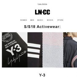 [LN-CC] JUST IN: Activewear