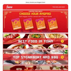 [Fave] These CNY collections are so onggg!