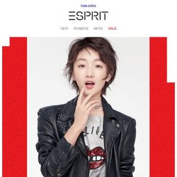 [Esprit] This Collection is selling out fast…