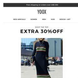 [Yoox] Focus on: Must-have dresses on promotion
