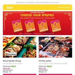 [Fave] Counted all your angbao already? Don't miss this one!