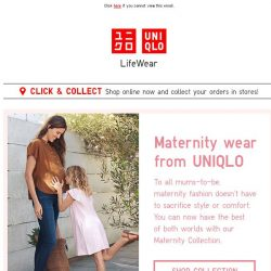 [UNIQLO Singapore] Clothes for every stage of life. LifeWear.
