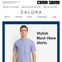 [Zalora] The one piece your wardrobe is missing...