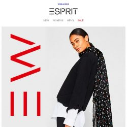 [Esprit] Exclusive items for a Pawsperous Year of the Dog...