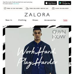 [Zalora] Here's your smart casual dressing guide
