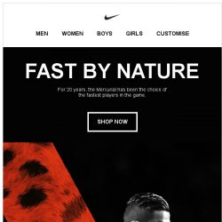 [Nike] The New Mercurial is Here