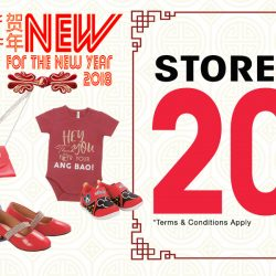 OG Singapore: Enjoy Storewide 20% OFF Most Brand's Regular-Priced Items + Coupon Deals