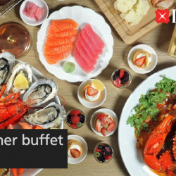 Marriott Cafe: Enjoy 1-for-1 Dinner Buffet with DBS/POSB Cards