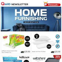 [Qoo10] [03.03 3M Day - Huge Savings Only TODAY!] $39.90 3M Scotch-Brite® Easy Sweeper Dry Wiper Bulk Pack (200 Sheets!)