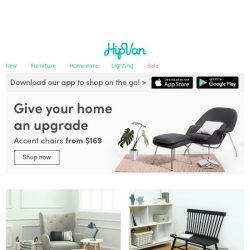 [HipVan] Add style to your home in just 1 step ☝✨
