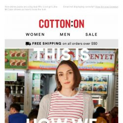 [Cotton On] #Trending: Anti-fit