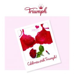 [Triumph] It's YOUR Day – Happy Women's Day!