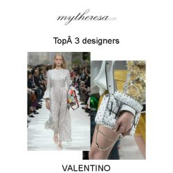 [mytheresa] Discover our top designers of the week