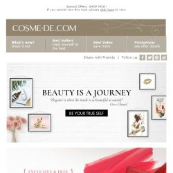 [COSME-DE.com] Beauty Products You Need to Try💄