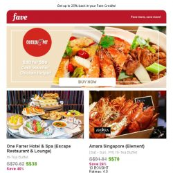 [Fave] Chicken Hotpot $50 cash voucher for only $30! Get it here!