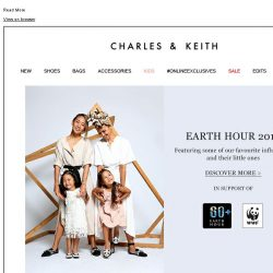 [Charles & Keith] GREEN WARRIORS | Bonding over a shared love for nature