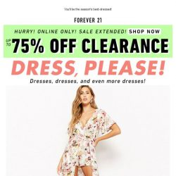 [FOREVER 21] 3000+ DRESSES | Striped, Tie-dye, & Florals