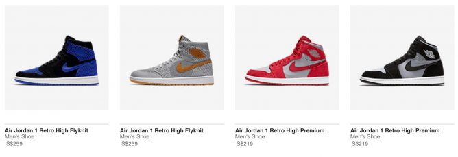 9336c2e33a10 Nike  Last Chance Sale with 30% OFF Selected Air Jordan Sneakers ...