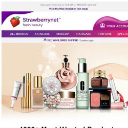 [StrawberryNet] Score BEST Deals on 1000+ Most-Wanted Products