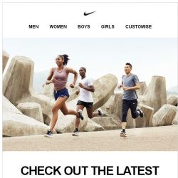 [Nike] The Best Gear for Your Best Run