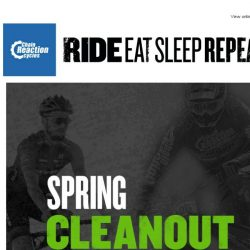 [Chain Reaction Cycles] Spring Cleanout is ending!