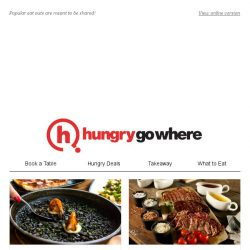 [HungryGoWhere] Booked and Dined! Popular Dining Treats by Other Diners on Beef Buffet at $48++, Specialty Roast Platters at $28++, and More