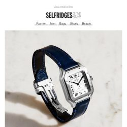 [Selfridges & Co] Discover the world of Cartier