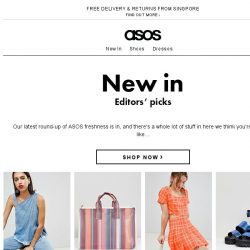 [ASOS] Thanks, it's new
