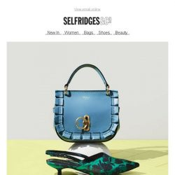 [Selfridges & Co] Bags (and shoes) of charm