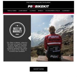 [probikekit] Our best in market collection - The best products at a great price!