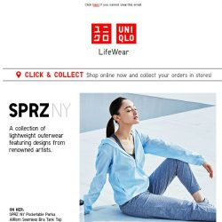[UNIQLO Singapore] It's all about colours and prints