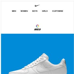 [Nike] What is NIKEiD?