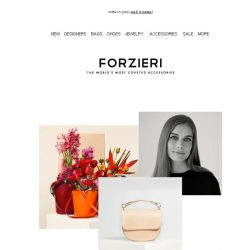 [Forzieri] Silhouettes of Sophie Hulme