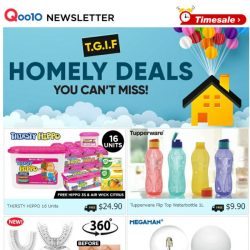 [Qoo10] [T.G.I.F Deals!] $7.90 for 2 Plakaway Electric Toothbrushes & $12.90 Arcade Mini Block Street Fighter Machine | Check them out now!