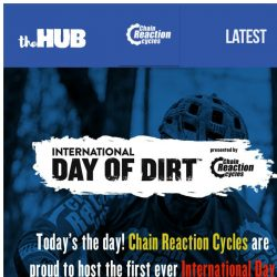 [Chain Reaction Cycles] Win a Nukeproof Mega #DayofDirt