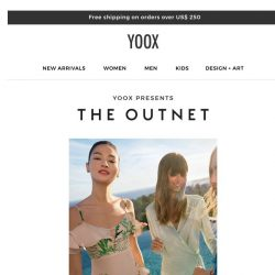 [Yoox] Discover THE OUTNET