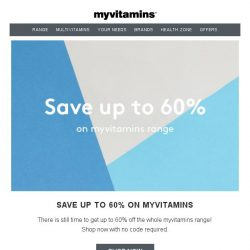 [MyVitamins] The Secret To Sleep | Up to 60% Off