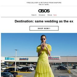 [ASOS] Fancy seeing you here...