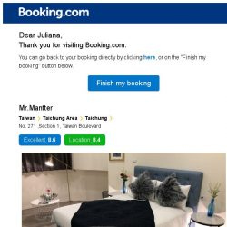 [Booking.com] Mr.Mantter – are you still interested in staying?