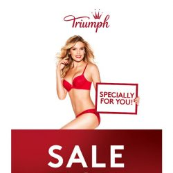 [Triumph] 50% OFF 2nd Piece!