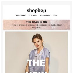 [Shopbop] We call this the new 9-to-5