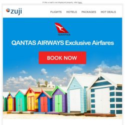 [Zuji] BQ.sg, Fly to 🇦🇺Australia from $493 - Qantas Airways Exclusive Airfares